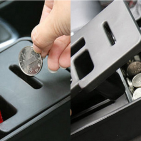 Image of Car Seat Gap Storage Box
