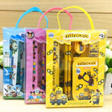 Cartoon Character Stationery Set (4354529689634)