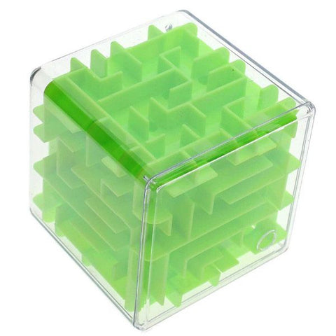 Image of 3D Cube Maze