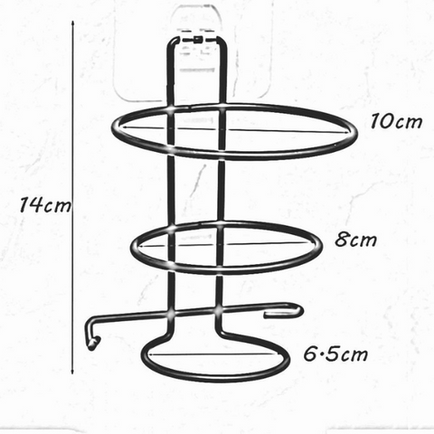 Image of Hair Dryer Holder