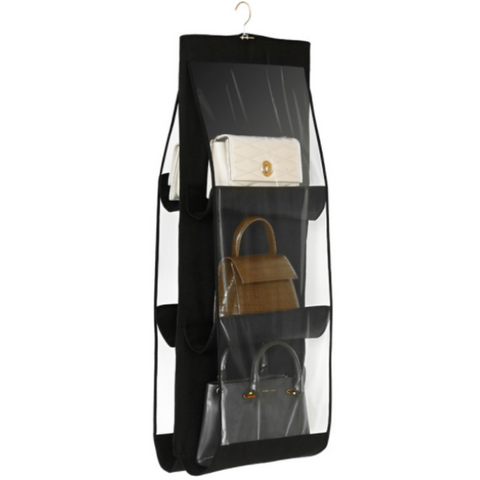 Image of Transparent Handbag Organizer