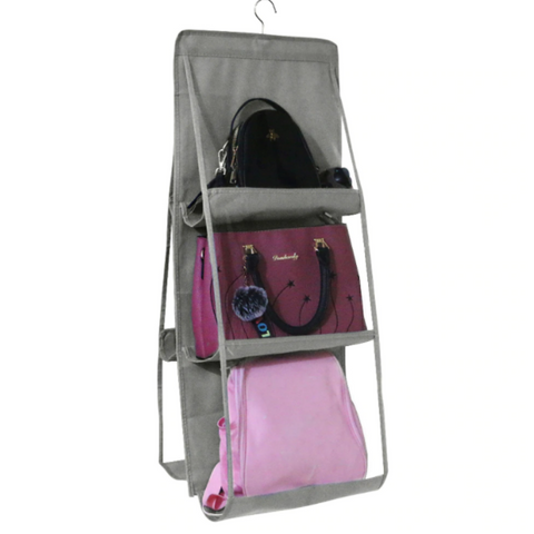 Transparent Handbag Organizer