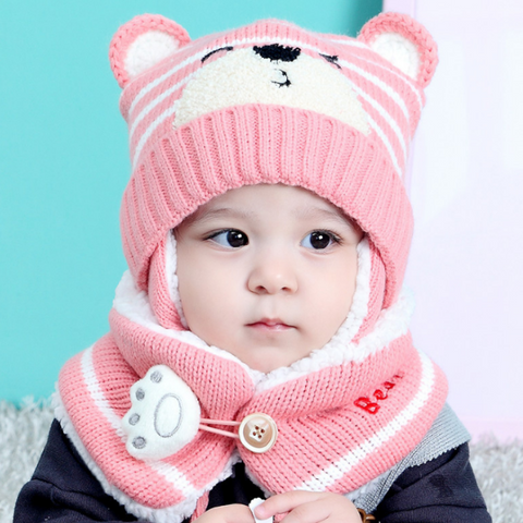 Kids Winter Beanies