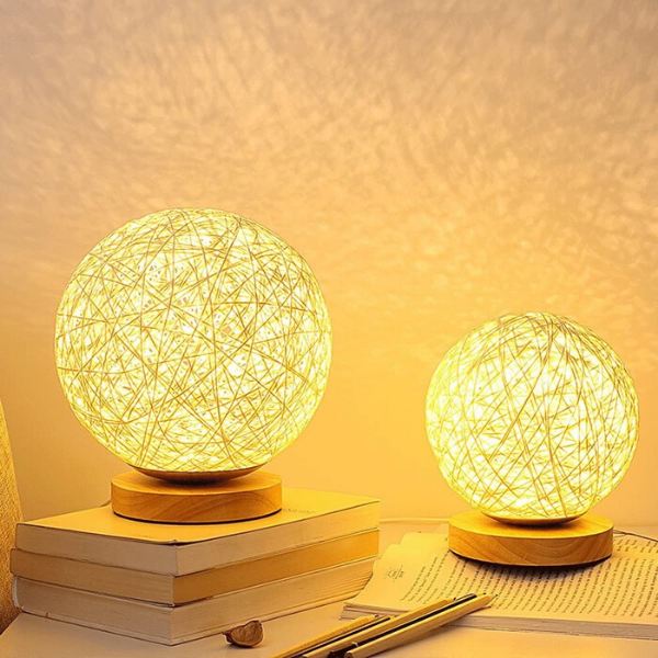 Creative Bedroom Bedside Lamp (4558354579490)