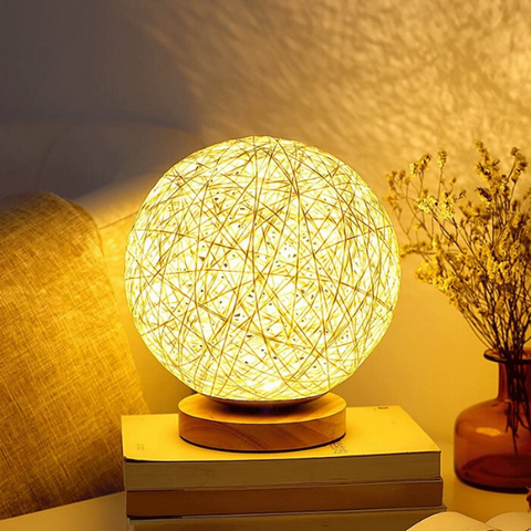 Creative Bedroom Bedside Lamp