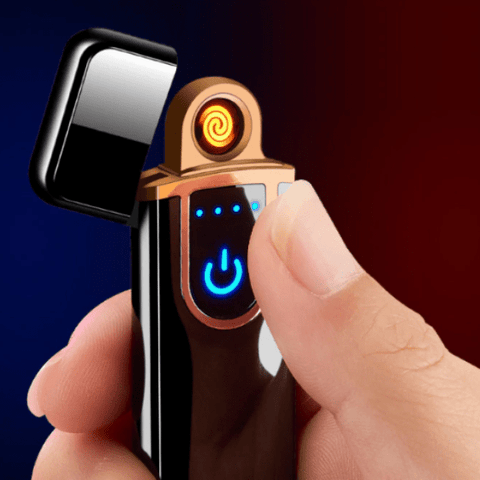 Image of Windproof USB Lighter