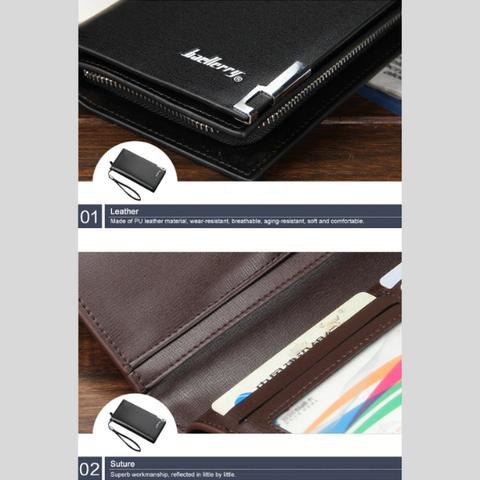 Image of Mens Business Wallet