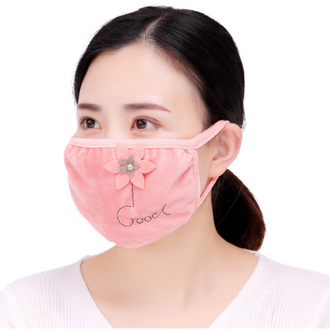 Image of Womens Flannel Mask