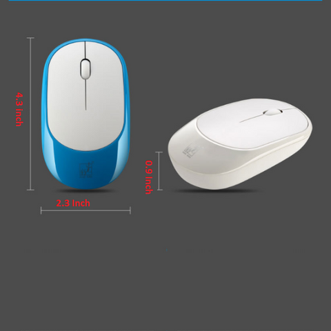 Image of Rechargeable Wireless Mouse