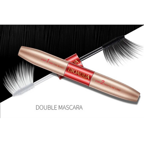 Image of BioAqua 2 in 1 Mascara