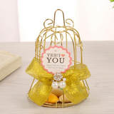 Bird Cage Shape Candy Box ( set of 2) (4351783862306)