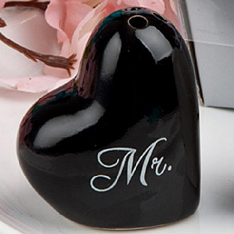 Image of Mr and Mrs Seasoning Jar