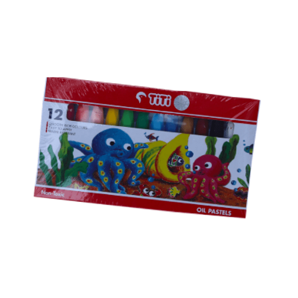 Oil Pastels Set (4422201802786)