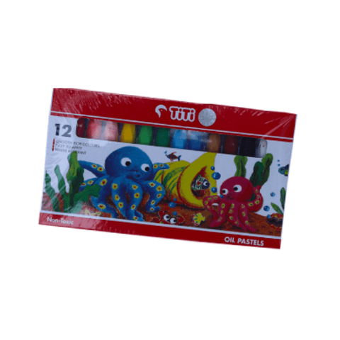Image of Oil Pastels Set