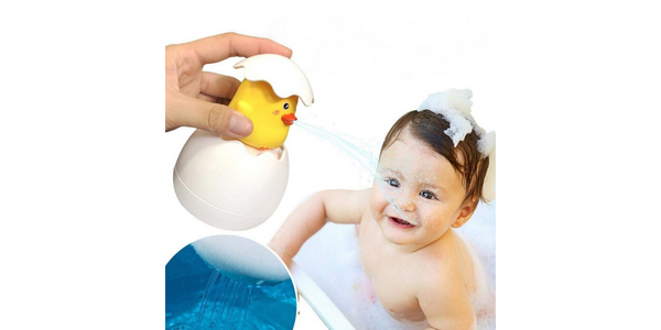 Baby Water Sprinkling Toys