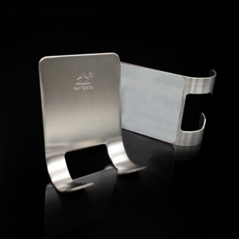 Image of Stainless Steel Razor Holder (Set of 2)