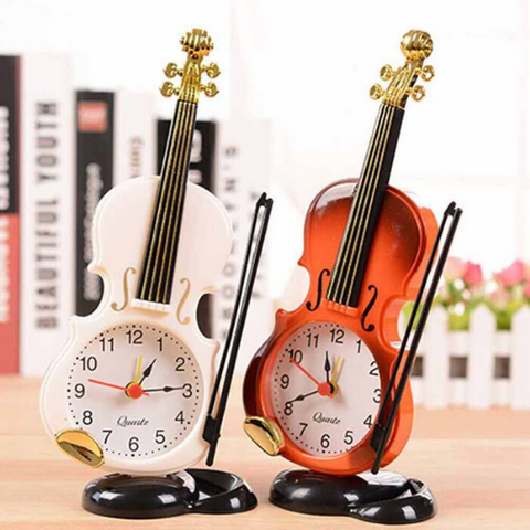 Violin Alarm Clock