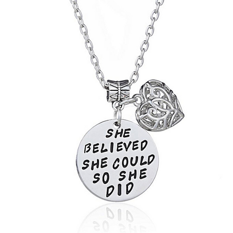 Motivational Locket