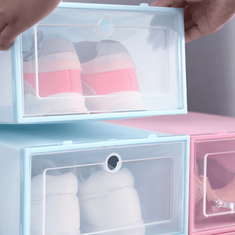 Stackable Shoe Box