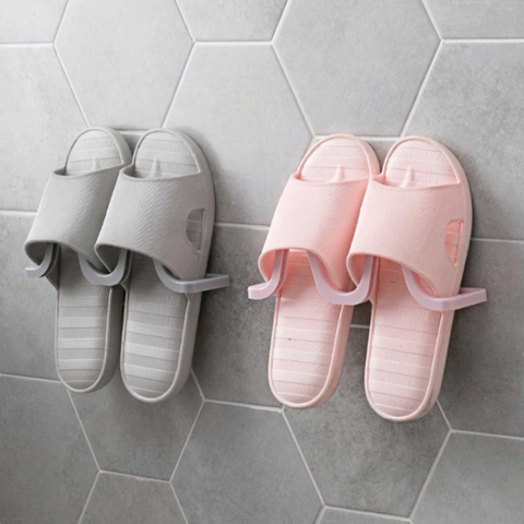 Bathroom Slipper Holder