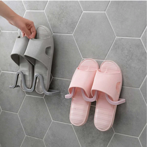 Image of Bathroom Slipper Holder