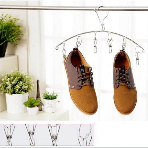 Image of Stainless Steel Socks Rack