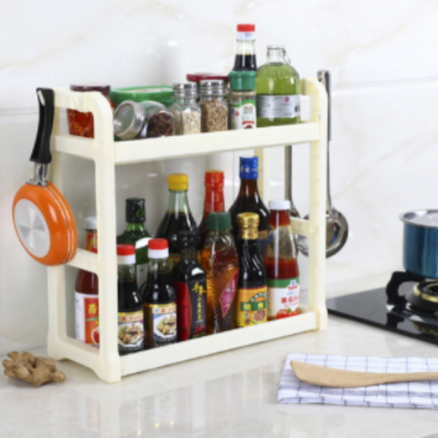 Image of Kitchen Shelf Storage