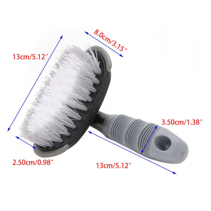 Car Tire Cleaning Brush (4852219379746)