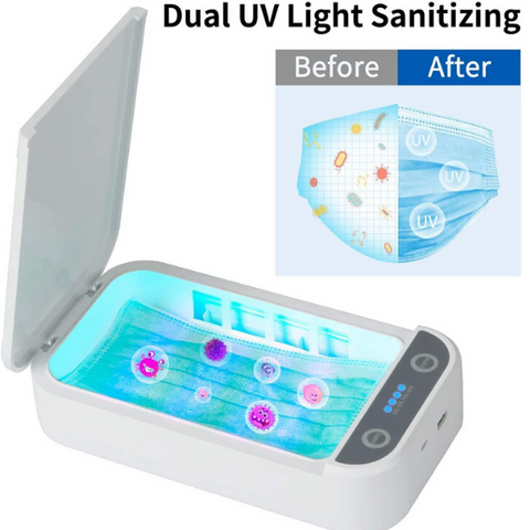 Image of UV Light Sterilizer Box