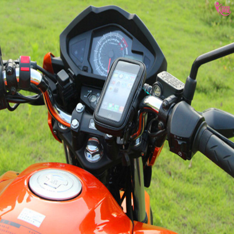 Motorcycle Mobile Phone Bracket