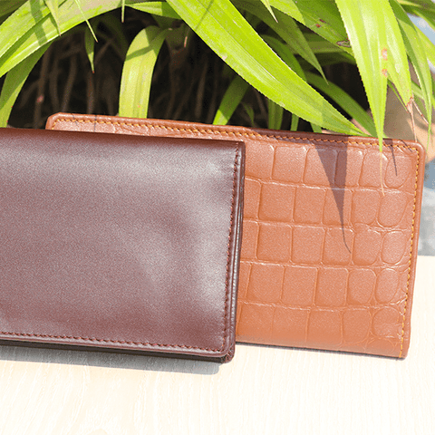 Multi-Purpose Leather Wallet