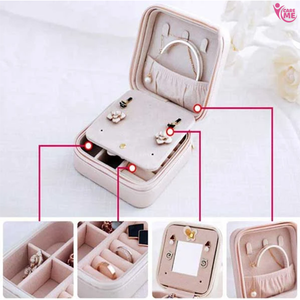 Portable Jewelry Box