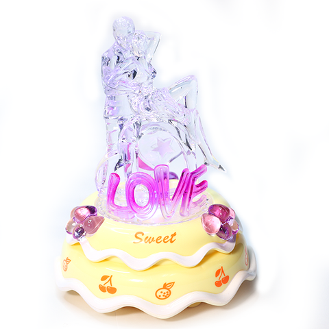 Image of Sweet Love Music Showpiece