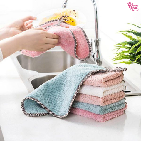 Kitchen Cleaning Towel (Set of 4)