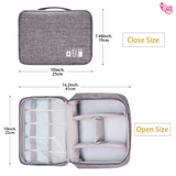 Cable Organizer Bag (4324475633698)