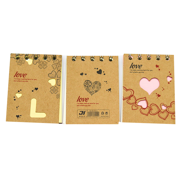 Cute Love Notebook (4348288794658)