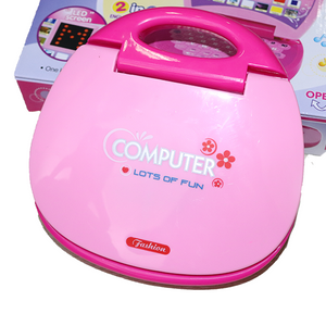 Kids Learning Computer