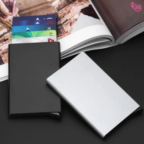 Aluminium Credit Card Holder