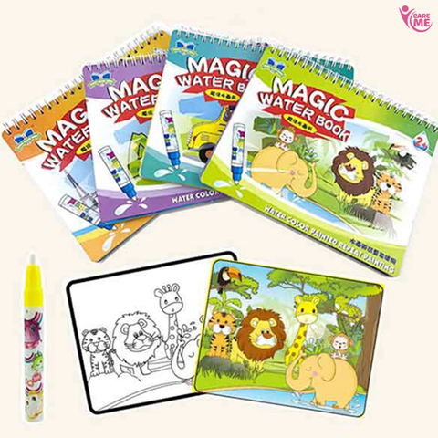 Image of Magic Water Book