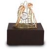 Bird Cage Shape Candy Box ( set of 2)