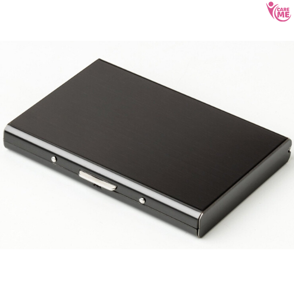 Stainless Steel Card Holder (4324480548898)