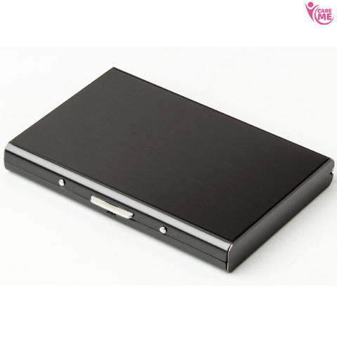 Image of Stainless Steel Card Holder