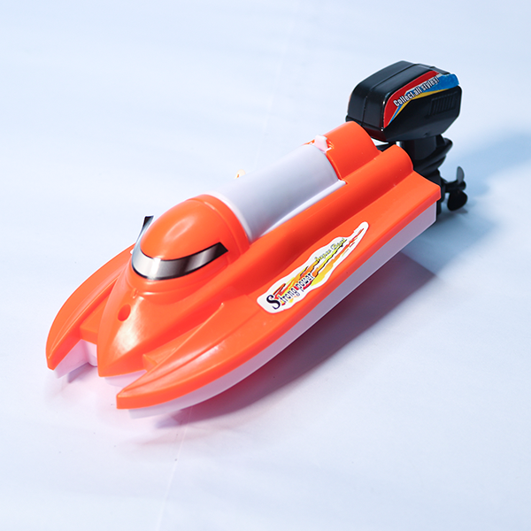 Rechargeable Speed Boat (4408081416226)