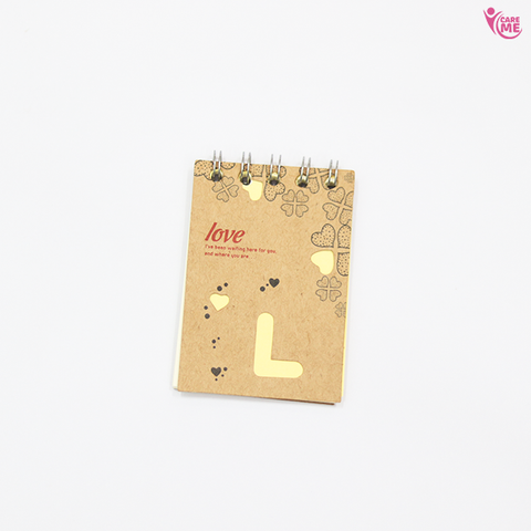 Image of Cute Love Notebook