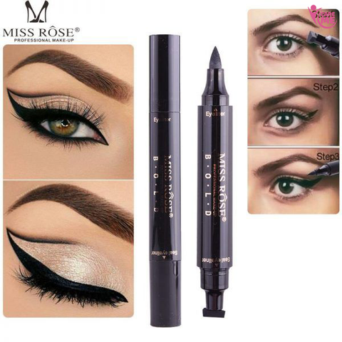 Image of Wing Eyeliner Stamp