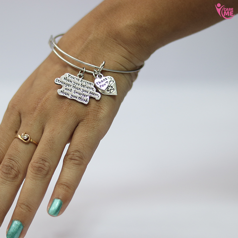 Image of Thank You Bracelet for Women
