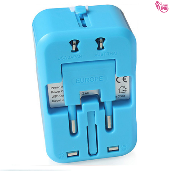 Universal Travel Adapter (4324480286754)