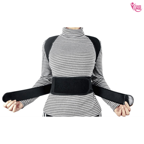 Back Posture Support Belt