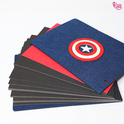 Image of Super Hero Scrapbook