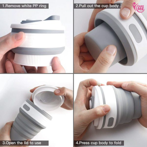 Image of Folding Coffee Mug